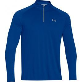 Výpredaj Pánska mikina Under Armour Tech 1 4 Zip Blue 792b59ffbc3