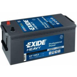 EXIDE PROFESSIONAL POWER      HDX EF1853 12V/185Ah