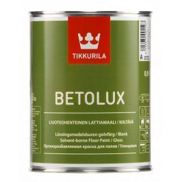 Tikkurila Betolux - farba na podlahu /zákazkové miešanie/ - TVT 2105 - 9 L