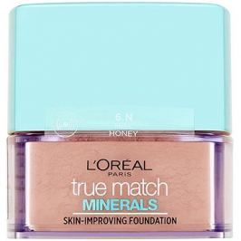 ĽORÉAL PARIS True Match Minerals 6n Honey 10 g