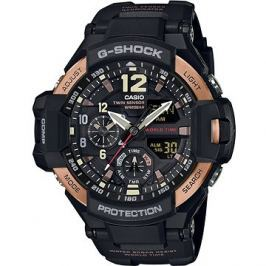 CASIO G-SHOCK GA 1100RG-1A