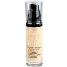 BOURJOIS 123 Perfect Foundation 53 Beige Clair 30 ml
