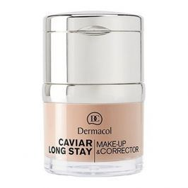 DERMACOL Caviar long stay make up and corrector - pale 30 ml