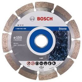 BOSCH Standard for Stone 150x22.23x2x10mm